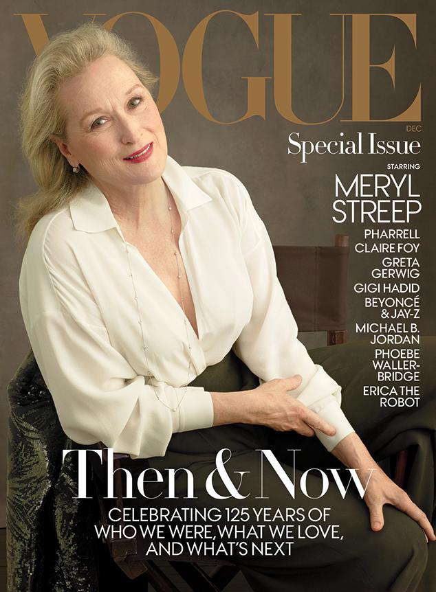 Meryl Streep, Vogue