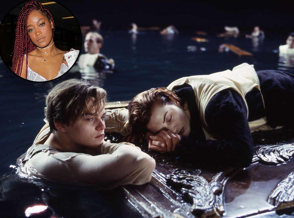 Keke Palmer Still Isn't Over Kate Winslet Letting Leonardo ...