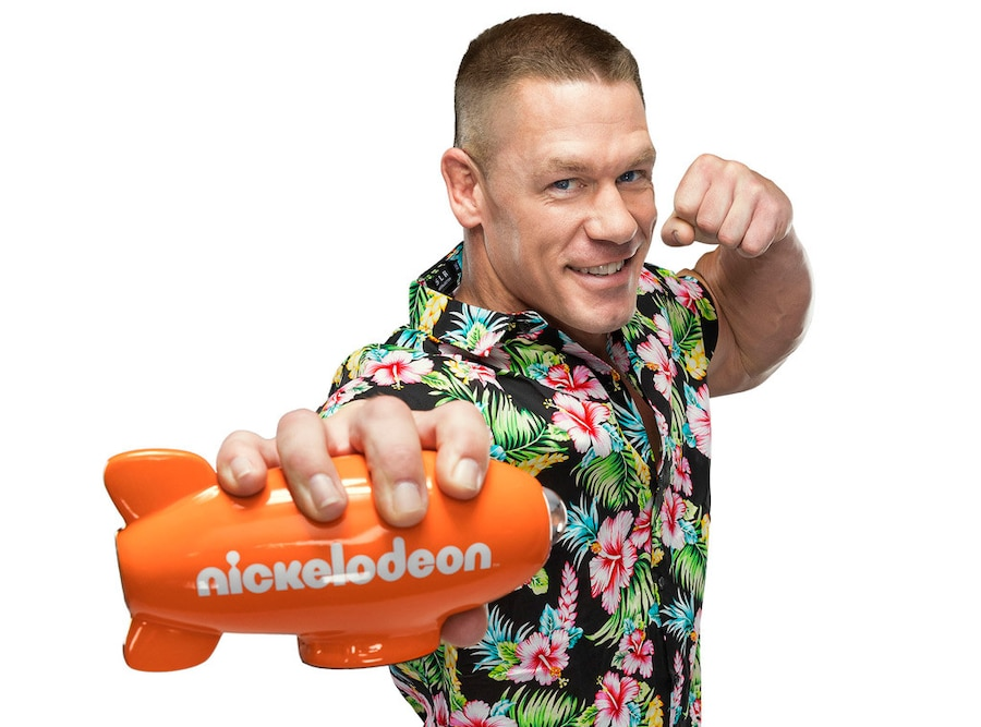 John Cena, 2017 Kids' Choice Awards