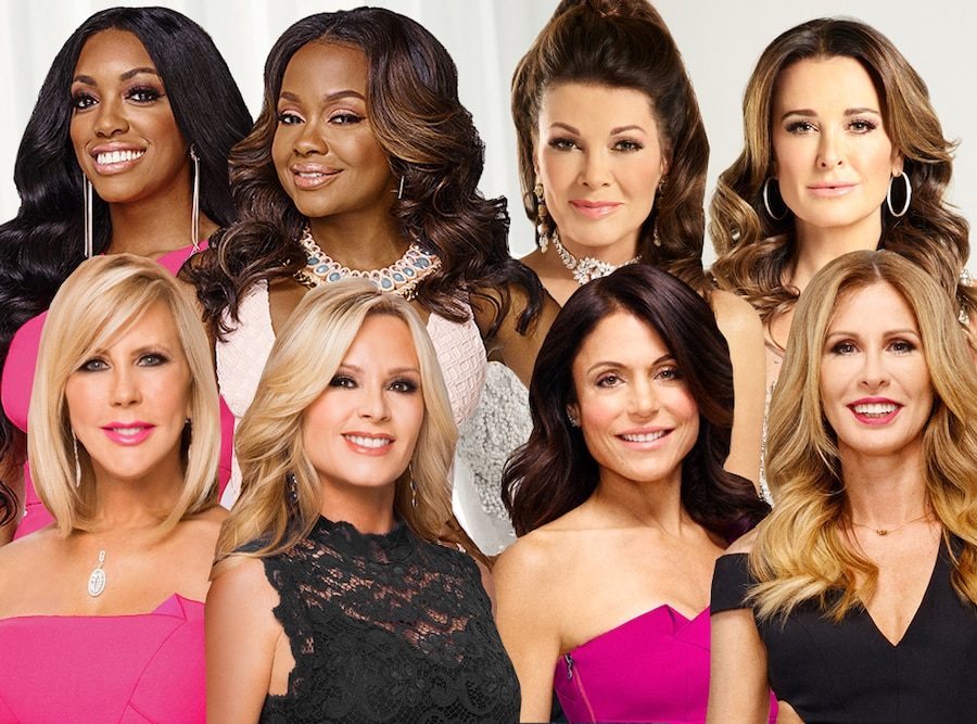Real Housewives BFF's