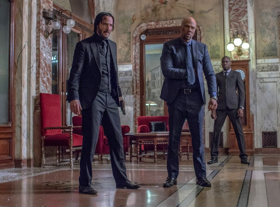 John Wick: Chapter 2, Keanu Reeves, Common