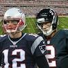 Tom Brady, Matt Ryan, Super Bowl Party Guide