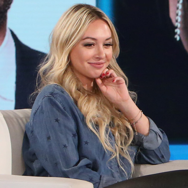 Ellen, The Bachelor, Corinne Olympios