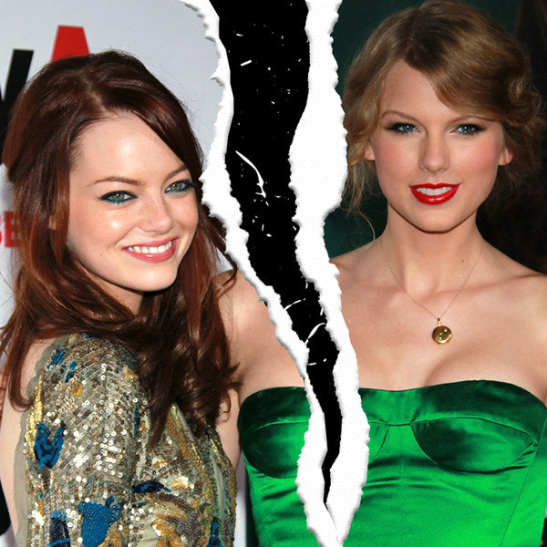 Emma Stone, Taylor Swift Breakup