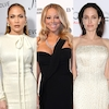 Jennifer Lopez, Mariah Carey, Angelina Jolie