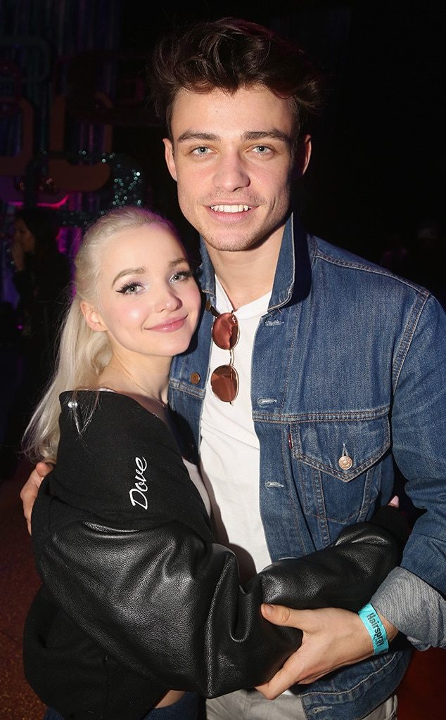 Dove Cameron, Thomas Doherty