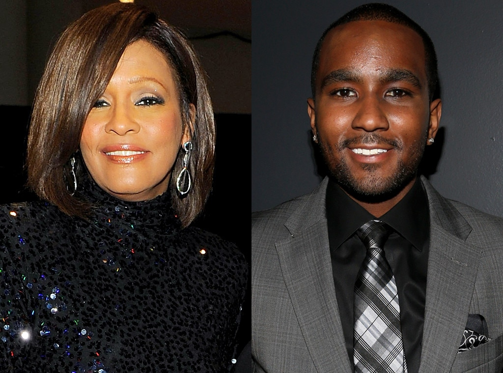 Whitney Houston, Nick Gordon