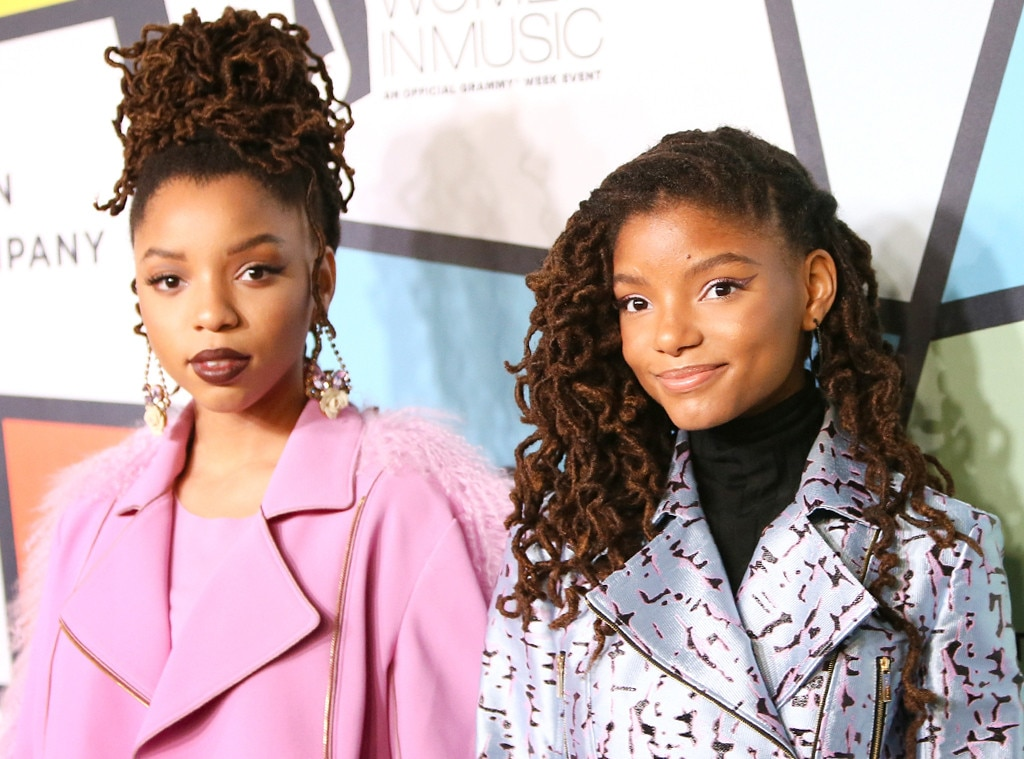 ESC: Must Do Monday, Chloe Bailey, Halle Bailey