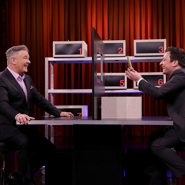Alec Baldwin, Jimmy Fallon, The Tonight Show
