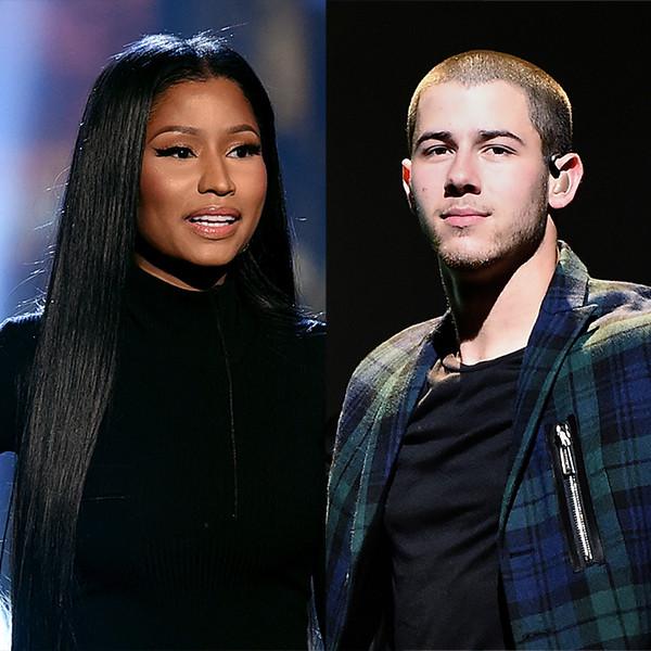 Nicki Minaj, Nick Jonas