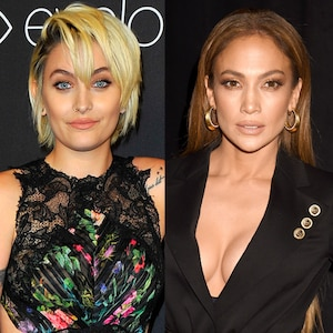 Paris Jackson, Jennifer Lopez