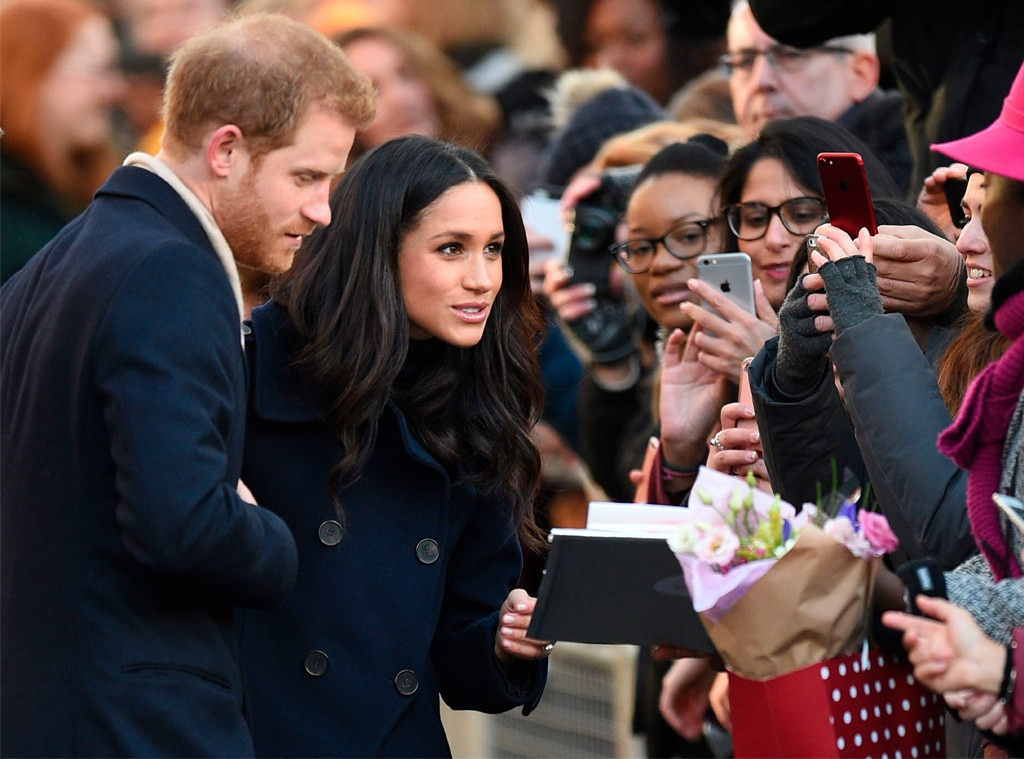Prince Harry, Meghan Markle, Nottingham