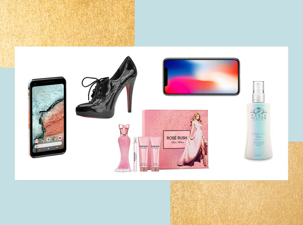 ESC: Paris Hilton, Gift Guide