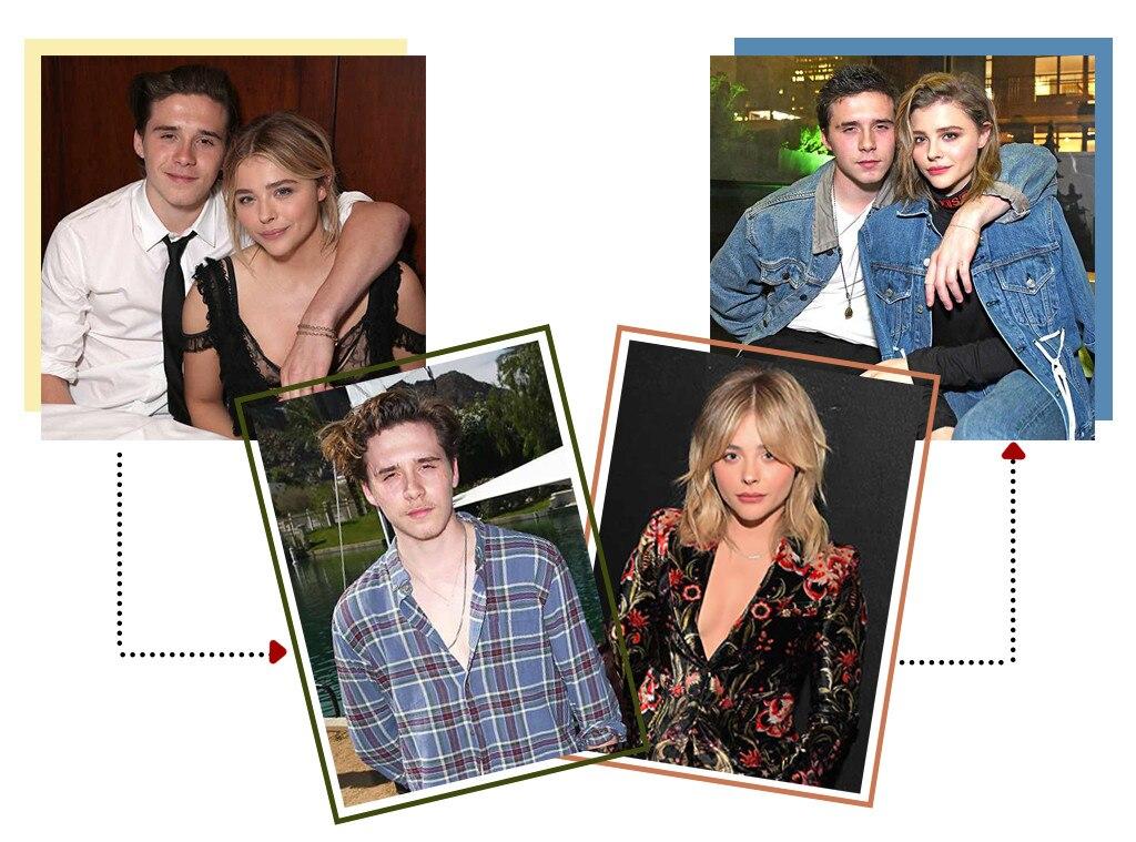 Young Hollywood Dating, Chloe Grace Moretz Brooklyn Beckham