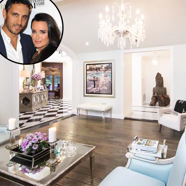 Inside Real Housewives of Beverly Hills Star Kyle Richards' $7 Million Bel-Air Mansion