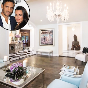 Kyle Richards, Mauricio Umansky, Bel Air Home