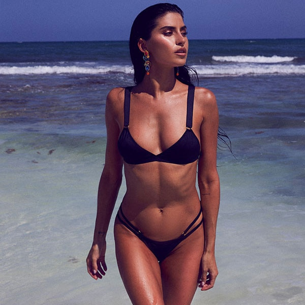Nicole Williams' Nia Lynn Bikini Photo Shoot