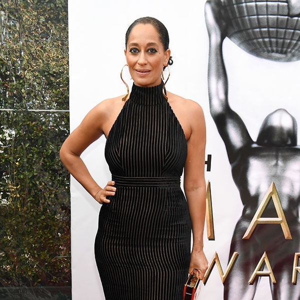Tracee Ellis Ross From 2017 Naacp Image Awards Red Carpet