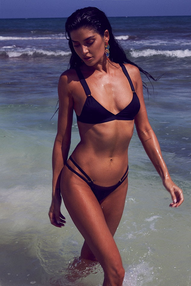 Nicole Williams, Bikini, Nia Lynn Swim, WAGS