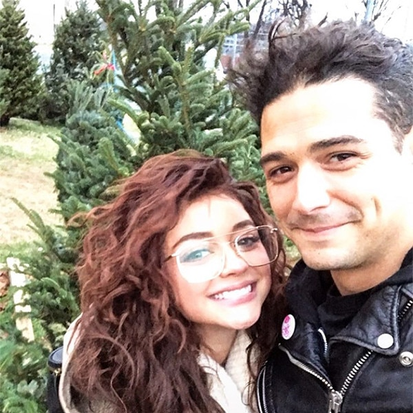Sarah Hyland and Wells Adams' Cutest Pics