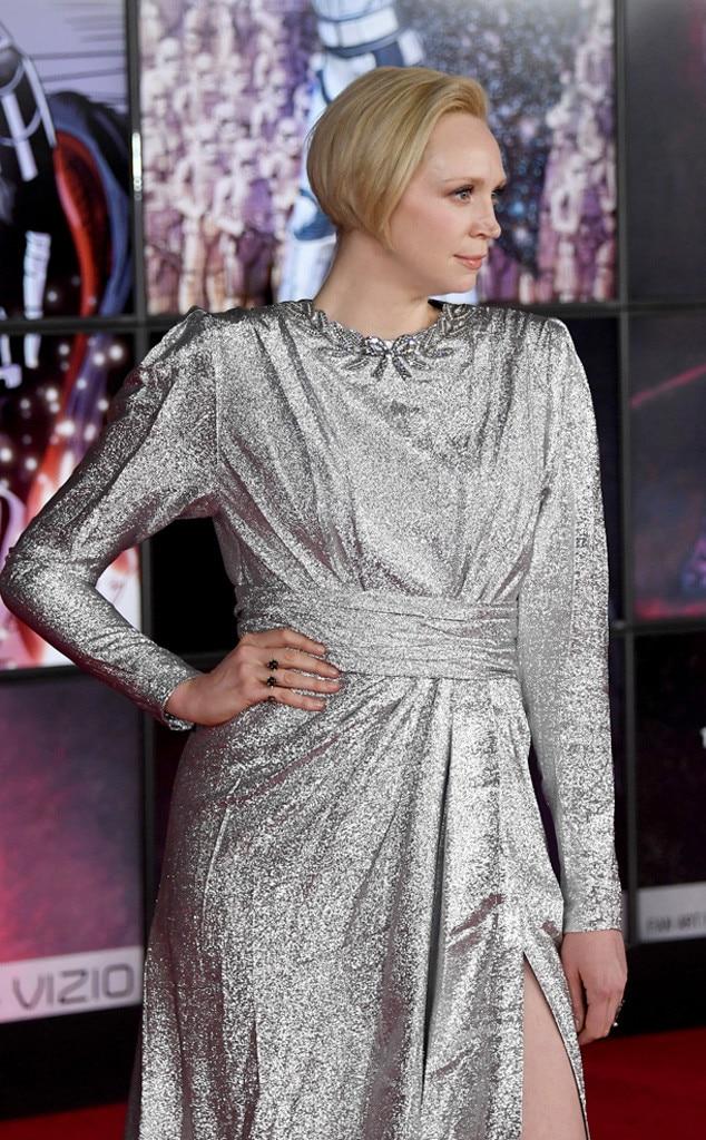 Gwendoline Christie, Star Wars Premiere, 2017
