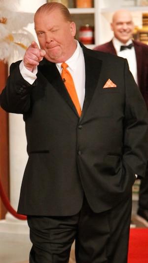 Mario Batali, The Chew