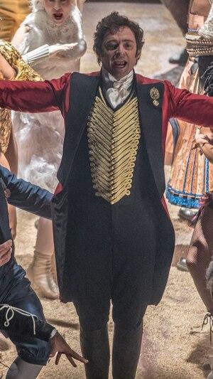 Hugh Jackman, The Greatest Showman