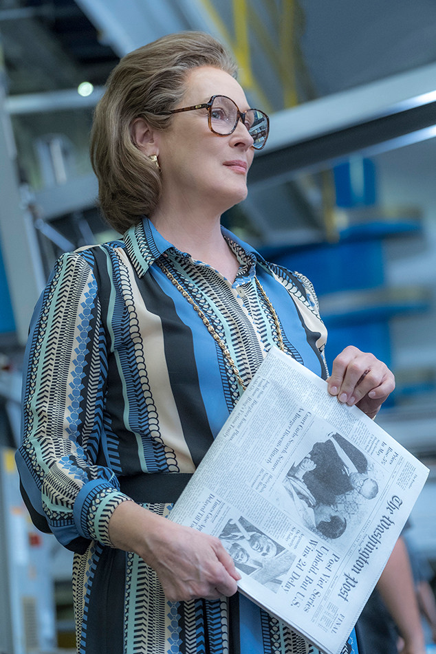 Meryl Streep, The Post