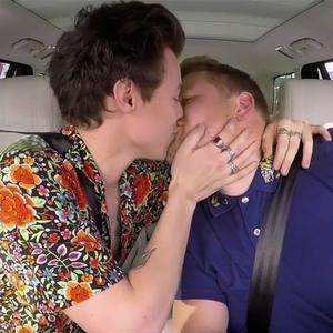 Harry Styles, James Corden, The Late Late Show, Carpool Karaoke
