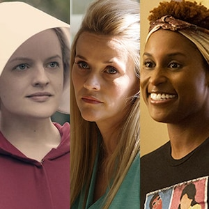 Issa Rae, Reese Witherspoon, Elizabeth Moss