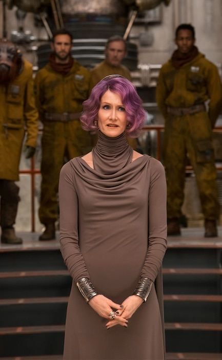 Laura Dern, Star Wars