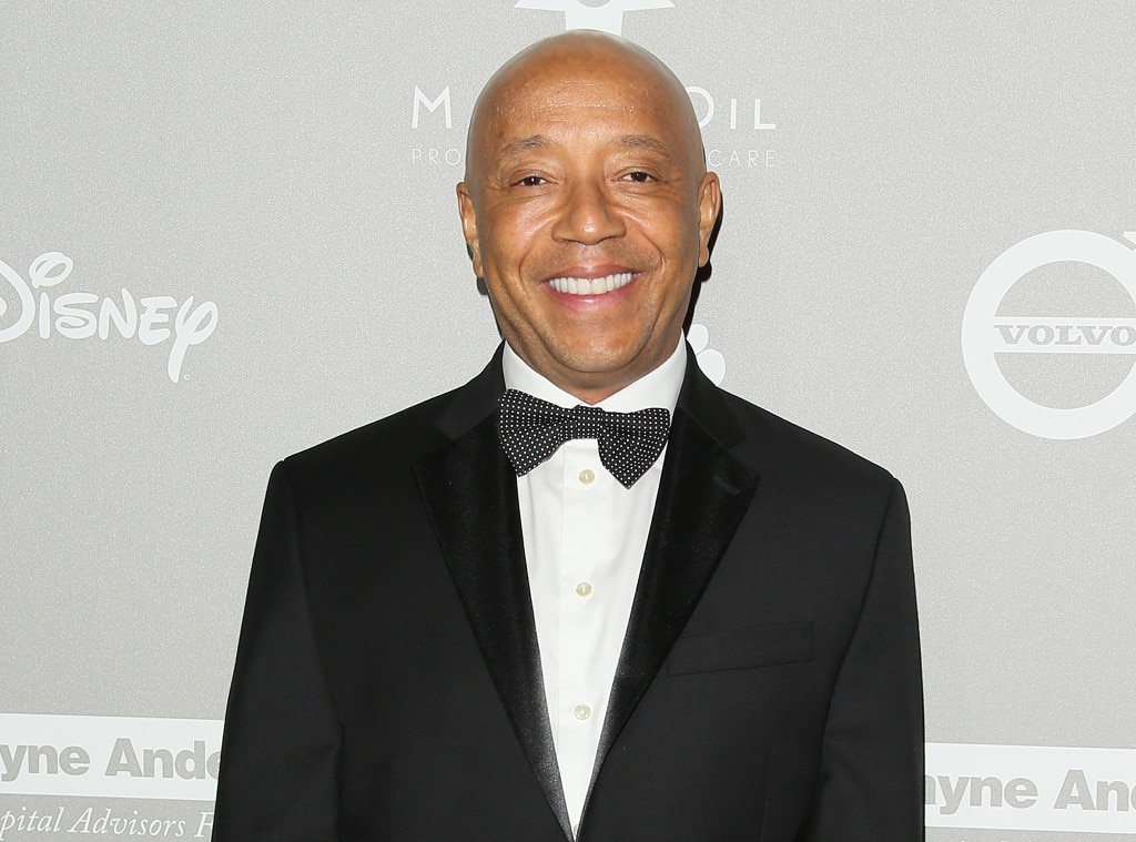 Russell Simmons Hit with $5M Lawsuit over Alleged 2016 Rape