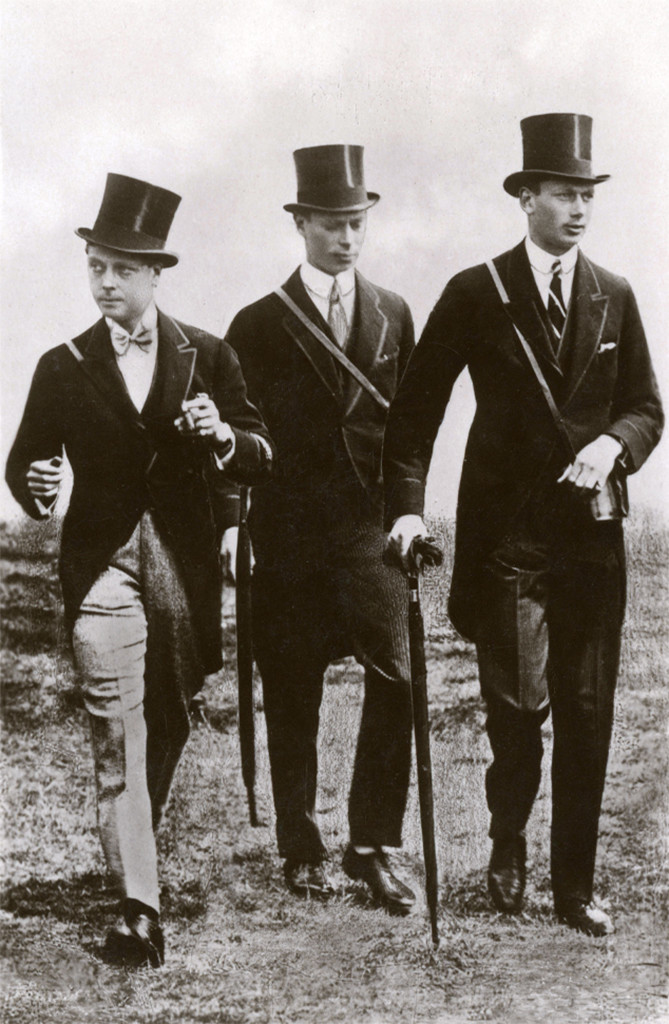 Prince of Wales, Albert Duke of York, Prince Henry