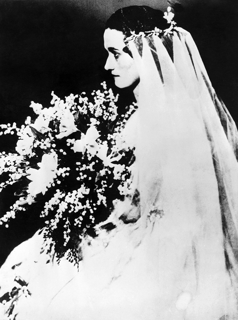 Wallis Simpson, Wedding