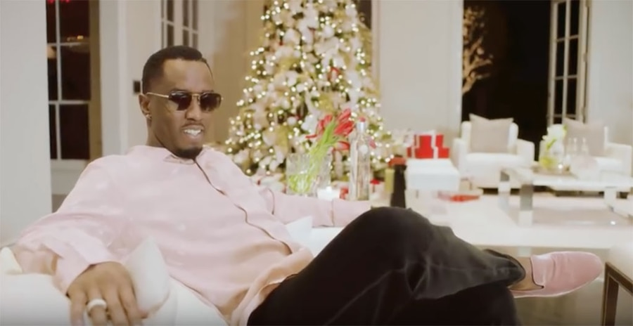 "Sean ""Diddy"" Combs, 73 Questions, Vogue"