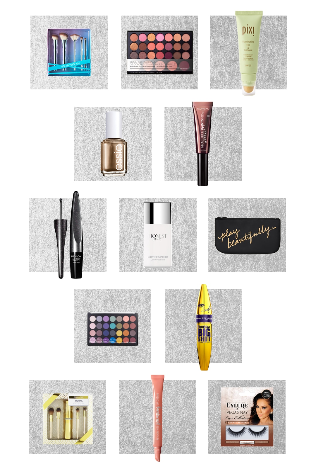 Branded: Target Makeup Bag Essentials