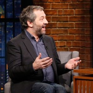 Judd Apatow, Late Night With Seth Meyers