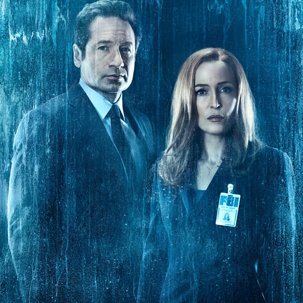 Gillian Anderson explains why she has quit 'X-Files'