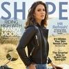Mandy Moore, Shape Magazine