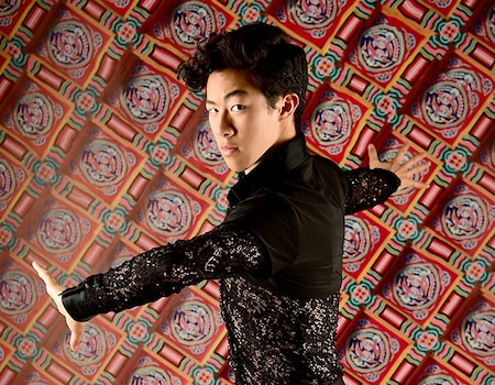 Team Usa S Nathan Chen Is Determined To Skate His Way To