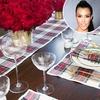 Kourtney's Table Setting