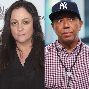 Kelly Cutrone, Russell Simmons