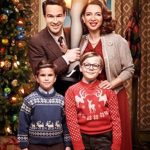 A Christmas Story Live!, Maya Rudolph, Chris Diamantopoulos