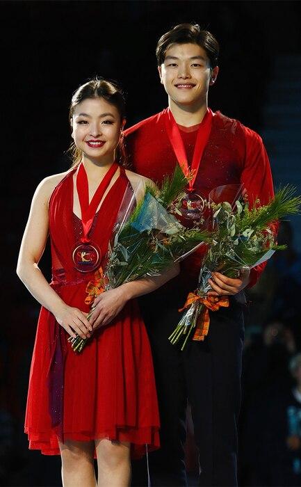 Free Dance, Maia Shibutani, Alex Shibutani, Olympic Athletes
