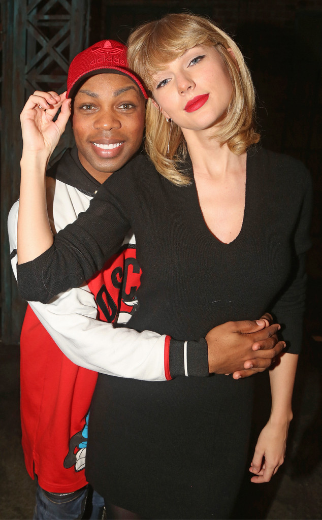 Todrick Hall, Taylor Swift