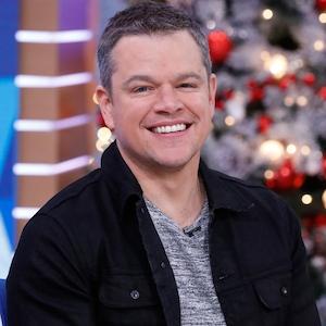 Matt Damon, Good Morning America