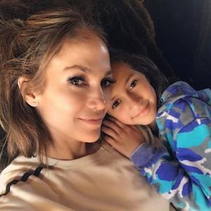 Jennifer Lopez, Emme Muniz