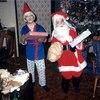 Property Brothers, Drew Scott, Jonathan Scott, Christmas, Family Photos