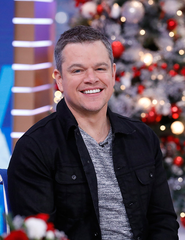 Matt Damon, Good Morning America