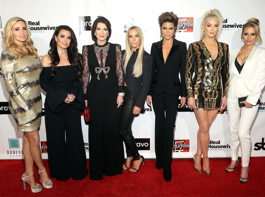 Real Housewives of Beverly Hills, Season 8 Premiere Party